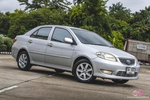 Toyota vios Soluna S Auto ปี 2003 (T042)