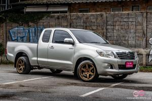 Toyota Hilux Vigo Smart Cab 2.5 ปี 2011 (T052)
