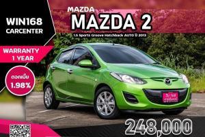 MAZDA 2 1.5 Sports Groove Hatchback AUTO ปี 2013 (M064)